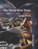 Free The Thirty-Nine Steps Book
