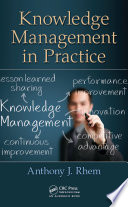 Knowledge Management in Practice Book