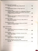 Proceedings of the Fifth Annual International Conference on Technology in Collegiate Mathematics