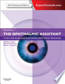The Ophthalmic Assistant Book PDF