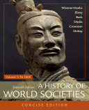 A History of World Societies  Concise
