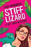 Stiff Lizard banner backdrop