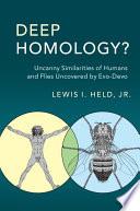 Deep Homology