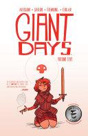 Giant Days Vol  5