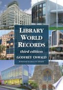 Library World Records  3d ed