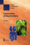 Conservation of Wood Artifacts Pdf/ePub eBook