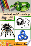 How to Draw 3D Drawings Book