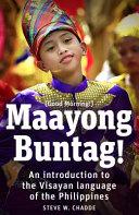 Maayong Buntag