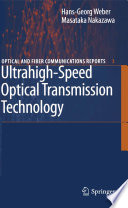 Ultrahigh Speed Optical Transmission Technology