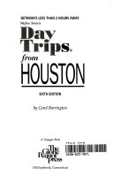Pdf Day Trips from Houston