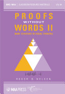 Proofs Without Words II