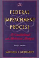 The Federal Impeachment Process