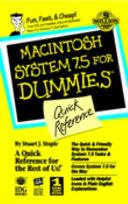 QR/Macintosh System 7.5