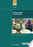 UN Millennium Development Library  Halving Hunger