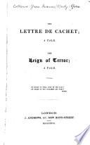 The Lettre de Cachet