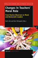 Changes In Teachers Moral Role