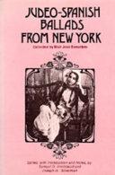 Judeo-Spanish Ballads from New York