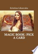 Magic Book Pick A Card