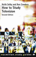 Cover of How to Study Television