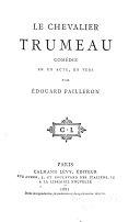 Le chevalier Trumeau