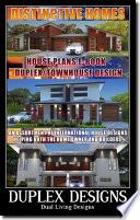 Home Design Book-Duplex Designs -Townhouse Designs-Floor Plans-House Plans