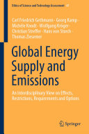 Global Energy Supply and Emissions