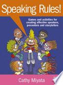 Speaking Rules! (ebook)