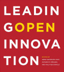Leading Open Innovation