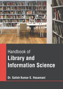Handbook of Library and Information Science