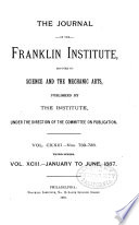 Journal Of The Franklin Institute