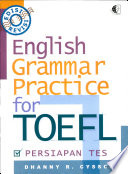 english grammar for toefl  rev  Book