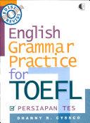 english grammar for toefl  rev