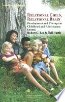 Relational Child  Relational Brain Book PDF