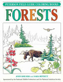 A Field Guide to Forests Coloring Book