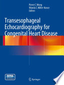 Transesophageal Echocardiography for Congenital Heart Disease