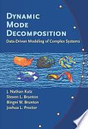 Dynamic Mode Decomposition