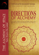 Directions of Alchemy. Book