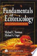 Fundamentals of Ecotoxicology  Second Edition