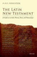 Pdf The Latin New Testament Telecharger