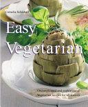 Easy Vegetarian Cooking