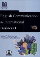 English Communication for International Business I