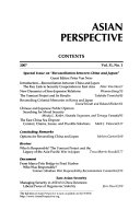 Asian Perspective Book