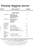 Fairplay International Shipping Journal