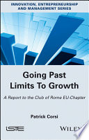 Going Past Limits To Growth