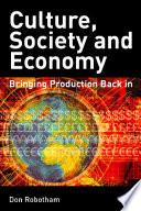Culture  Society  Economy