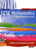 4-Speed Revision for Edexcel Gcse Maths Linear Higher
