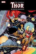 Thor by Walt Simonson Omnibus