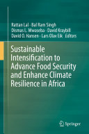 Sustainable Intensification to Advance Food Security and Enhance Climate Resilience in Africa Pdf/ePub eBook