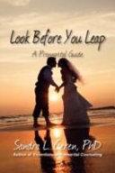 Look Before You Leap Pdf/ePub eBook