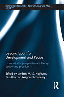 Beyond Sport for Development and Peace